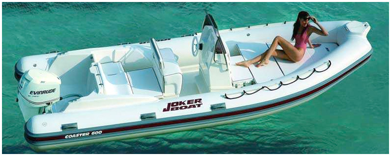 Gommone Coaster 600 Joker boat